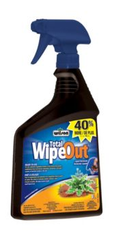Wilson WipeOut Ready-to-Use Weed Control Spray, 1-L