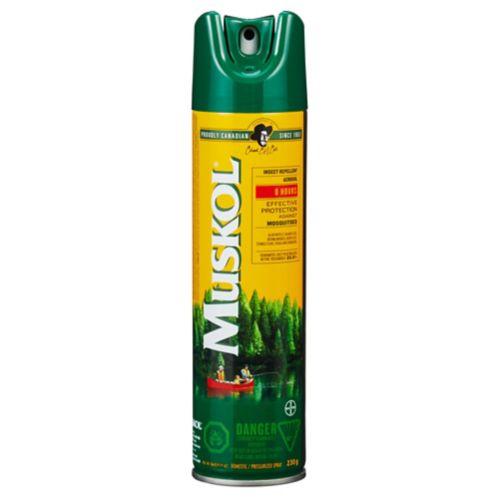 Muskol Mosquito Repellent Aerosol, 230-g Product image