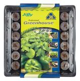 Jiffy 36-Cell Peat Pellet Pro Green House | Jiffy | Canadian Tire