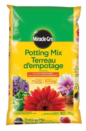 Miracle-Gro All Purpose Potting Mix