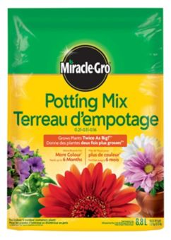 Miracle Grow Potting Mix Compost 8Lt