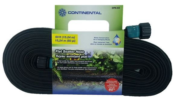 Continental Weeper Hose 50 Ft Canadian, 25 Ft Garden Hose Canadian Tire