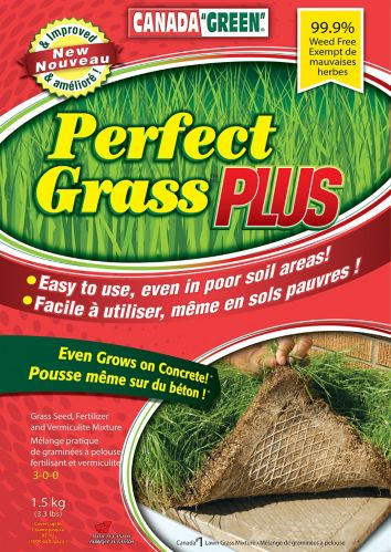 Canada Green® Perfect Grass™, 1.5-kg Product image