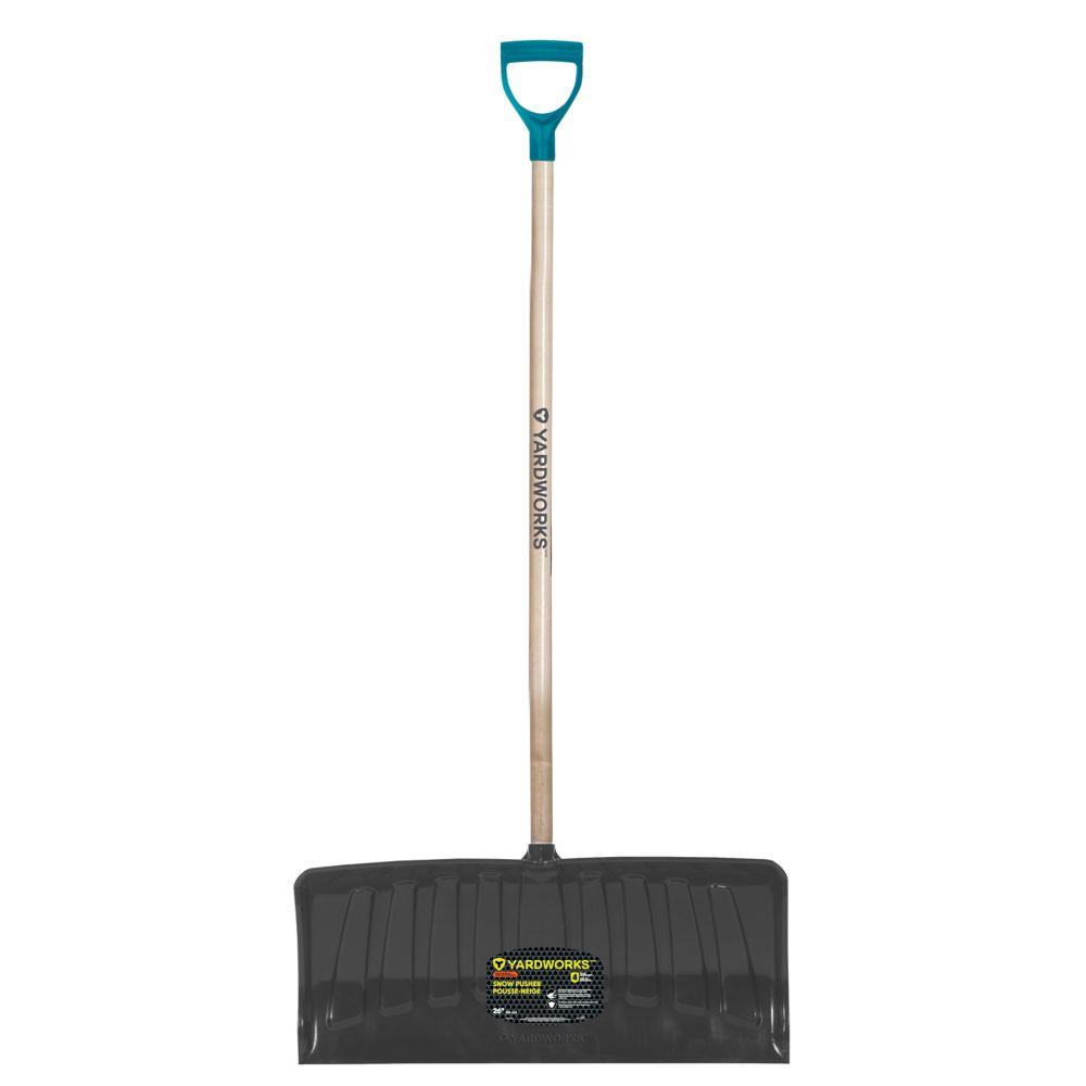 Yardworks Snow Shovel, 26-in