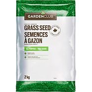All-Purpose Grass Seed, 2-kg