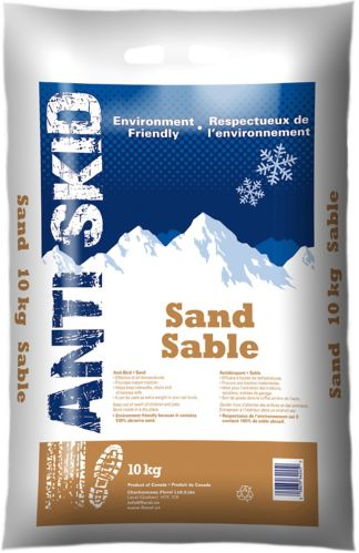 Antiskid Sand, 10-kg