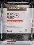 Garden Club Black Mulch, 1.5-cu. ft.