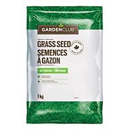 Garden Club All Purpose Grass Seed, 1-kg