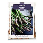 Bulbs Are Easy, Mary Washington Asparagus