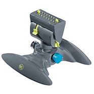 Yardworks Dry Seal Multi-Adjustable Oscillating Sprinkler