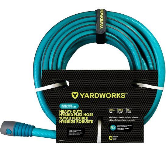 Yardworks Dry Seal Hybrid Flex Hose 50, 25 Ft Garden Hose Canadian Tire
