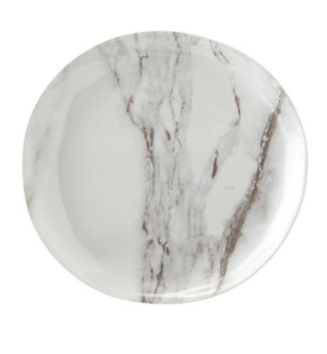 Assiette à salade CANVAS Marble Image de l'article