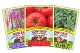 McKenzie Seeds Sow Easy Flower Seeds, Assorted | McKenzie Seedsnull