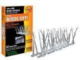 Bird-X Bird Spikes, 10-ft   Bird-Xnull