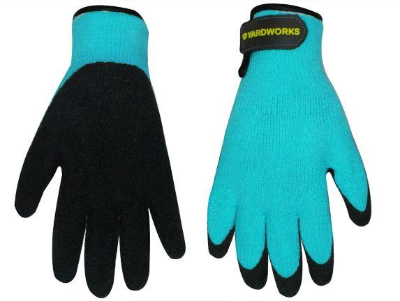 Yardworks Colour Gripper Gloves, Assorted, Medium Product image