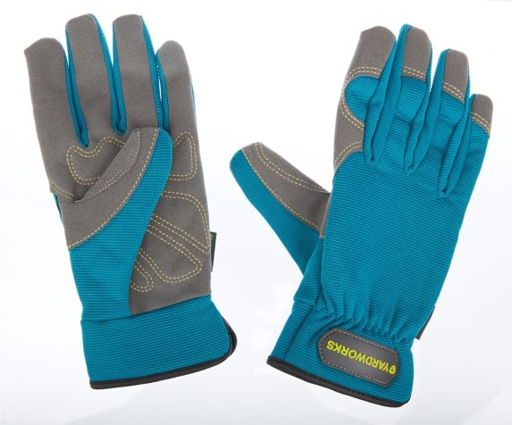 Yardworks Synthetic Leather Gloves Product image
