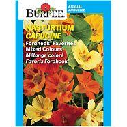 Burpee Flower Seed, Assorted