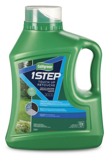 Golfgreen 1-Step Touch Up Grass Seed, 2-kg