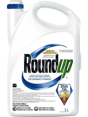 RoundUp® Grass and Weed Killer Refill, 5-L Product image