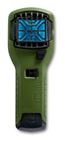 Thermacell MR300 Portable Mosquito Repeller, Olive Green Product image