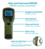 Thermacell MR300 Portable Mosquito Repeller, Olive Green | Thermacellnull