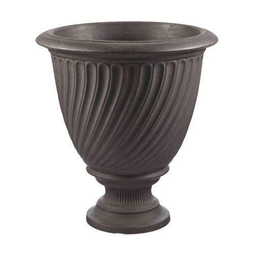 CANVAS Argenta Urn, Aged Iron, 17-in Product image