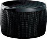 Circa Rattan Table Storage Box, 35-Gallon | Keternull