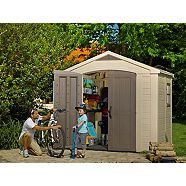 Keter Manor Storage Shed, 6-ft x 8-ft   Canadian Tire