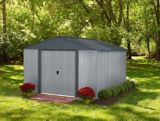 Arrow Driftwood Series Shed, 10-ft x 10-ft | Arrow | Canadian Tire