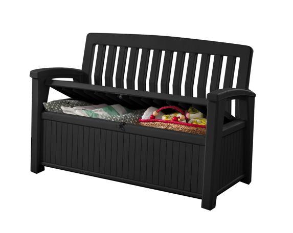 Keter Patio Storage Bench 227 L