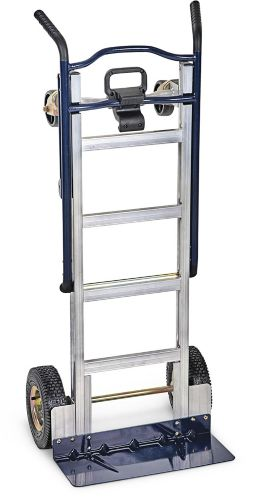 Cosco 2-in-1 Aluminum Hand Truck & Cart, 600-lb