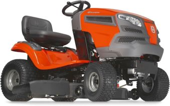 Husqvarna 22 HP Hydrostatic V-Twin Lawn Tractor, 46-in