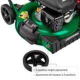 Certified 150cc 2-in-1 Push Lawn Mower, Mulch or Side Discharge, 21-in   Certified   Canadian Tire