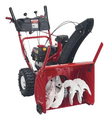 Troy-Bilt 243cc 2-Stage Gas Snowblower, 24-in