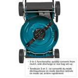 Tondeuse à pousser Yardworks 3-en-1 163 cc, 21 po   Yardworksnull