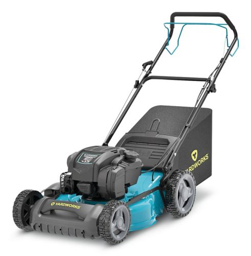 Yardworks 163cc 3-in-1 Self-Propelled RWD Lawn Mower, 22-in