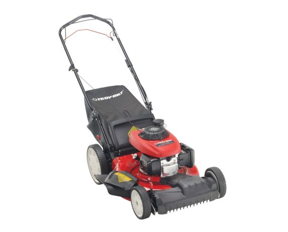 Troy-Bilt 160cc 3-in-1 Self Propelled FWD Lawn Mower, 21-in Product image
