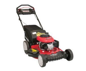 Troy-Bilt 160cc In-Step Gas Lawn Mower, 21-in