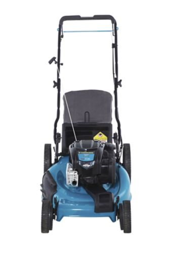 Yardworks 163cc 3-in-1 Self-Propelled Lawn Mower with Quiet Power Technology™ Product image