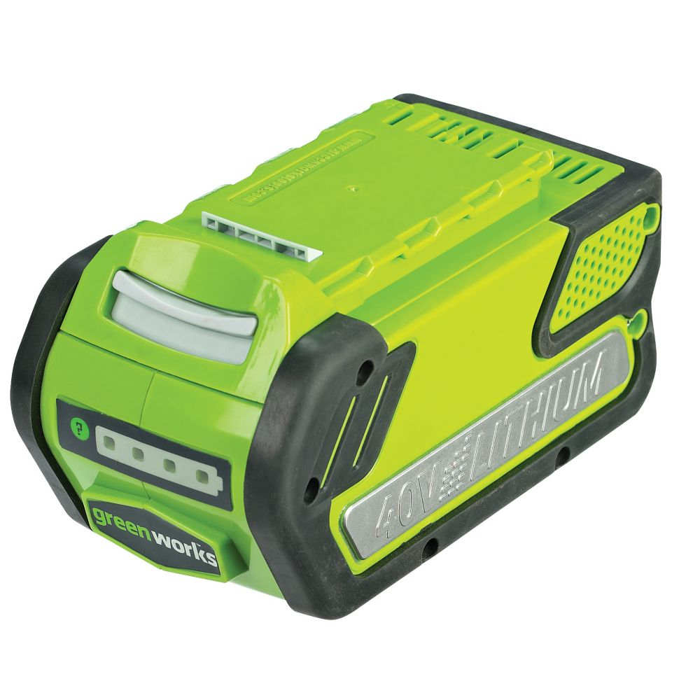 Greenworks 40V Lithium Ion Battery
