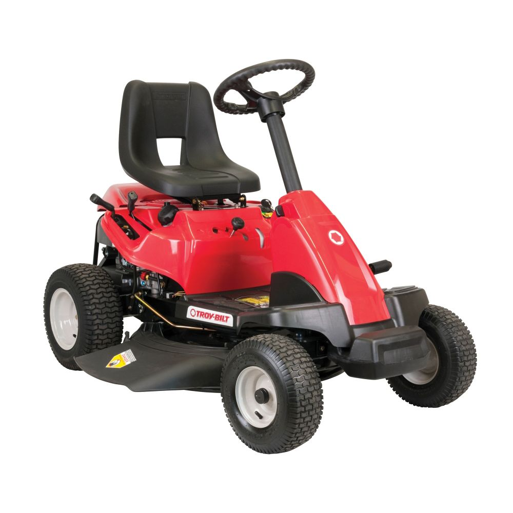 Troy-Bilt 382cc Neighbourhood Riding Lawn Mower, 30-in