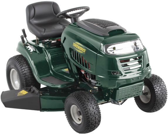 Yardworks 16.5 HP / 42-in Transmatic Lawn Tractor Product image