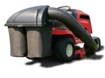 Twin Grass Bagger for Lawn Tractors, 42 & 46-in