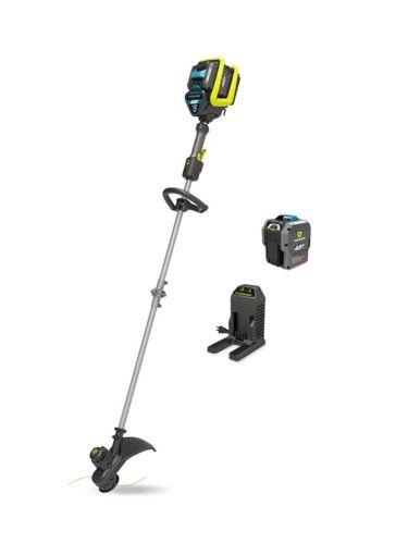 Yardworks 48V Brushless Grass Trimmer, 2Ah Battery, 14-in Product image