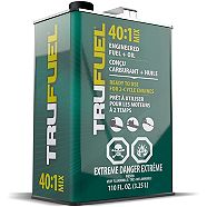 Trufuel Premixed Gas and Oil for 2 Cycle Engines