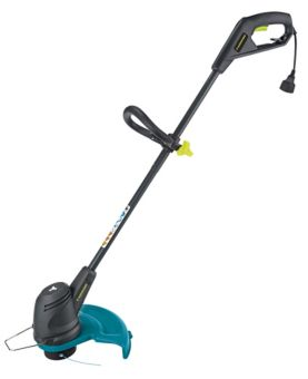 Yardworks 3 7A Electric Grass Trimmer, 12-in