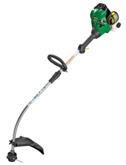 Weed Eater 25cc Curved Gas Grass Trimmer, 16-in