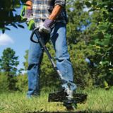 Greenworks 40V  Li-ion Brush Cutter Cordless Grass Trimmer, 14-in | GREENWORKS | Canadian Tire