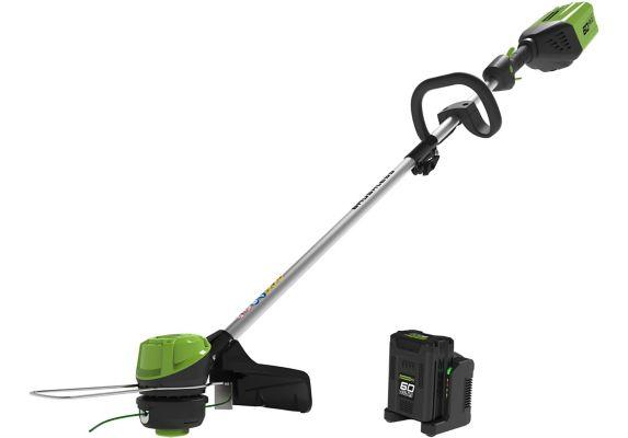 Greenworks 60V Grass Trimmer, 13-in Product image