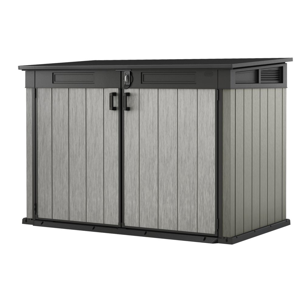 Keter Grande-Store Horizontal Storage Shed, 71-cu.ft.